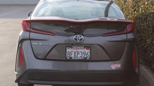 2018 Toyota Prius Prime JTDKARFP9J3077660
