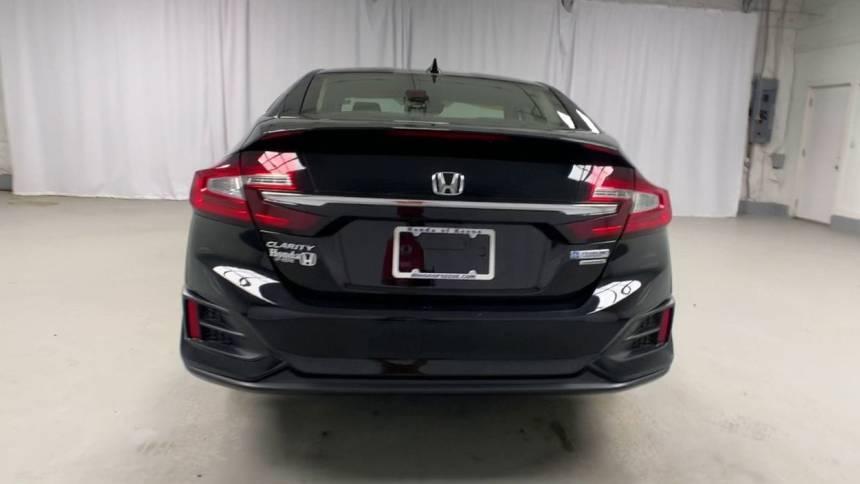 2018 Honda Clarity JHMZC5F35JC005738