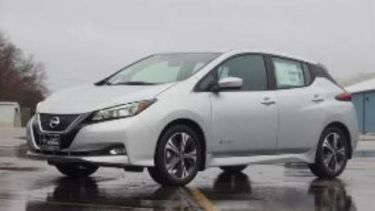 2018 Nissan LEAF 1N4AZ1CP3JC309332