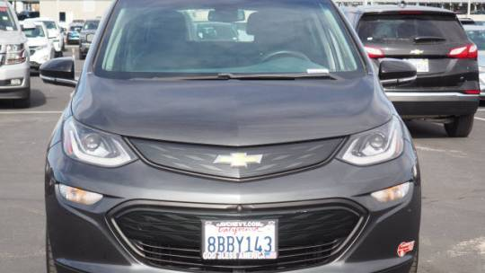 2017 Chevrolet Bolt 1G1FX6S09H4182381