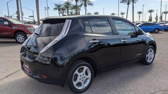 2013 Nissan LEAF 1N4AZ0CP5DC411214