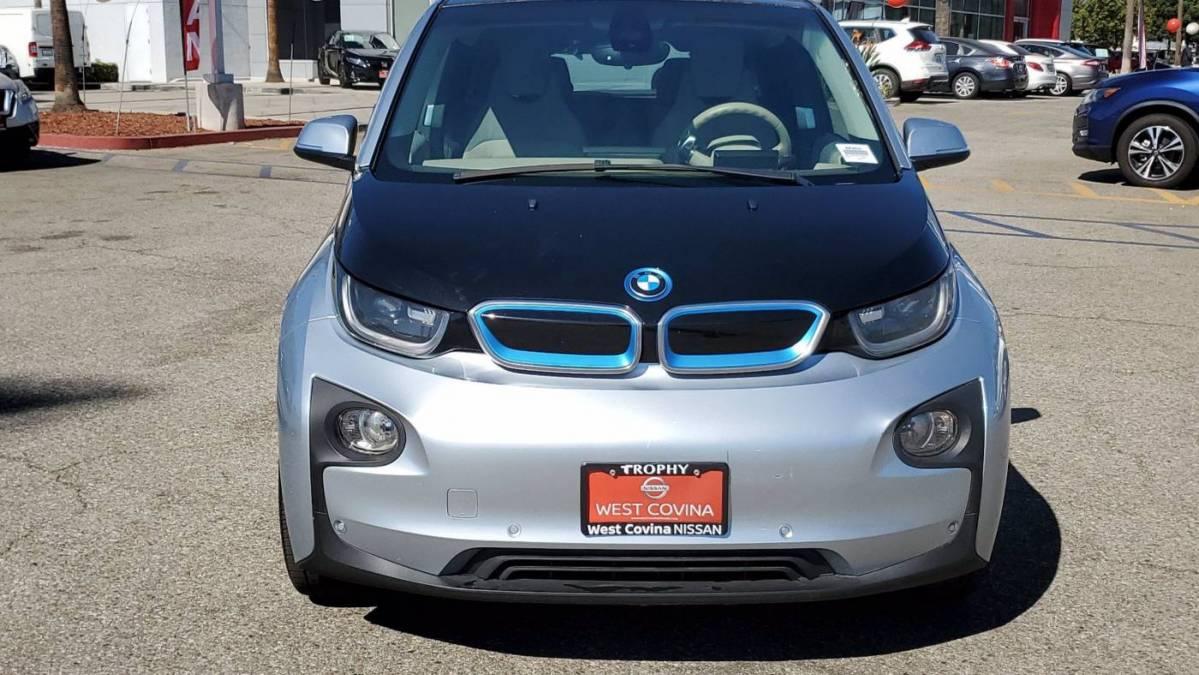 2014 BMW i3 WBY1Z2C57EV284801
