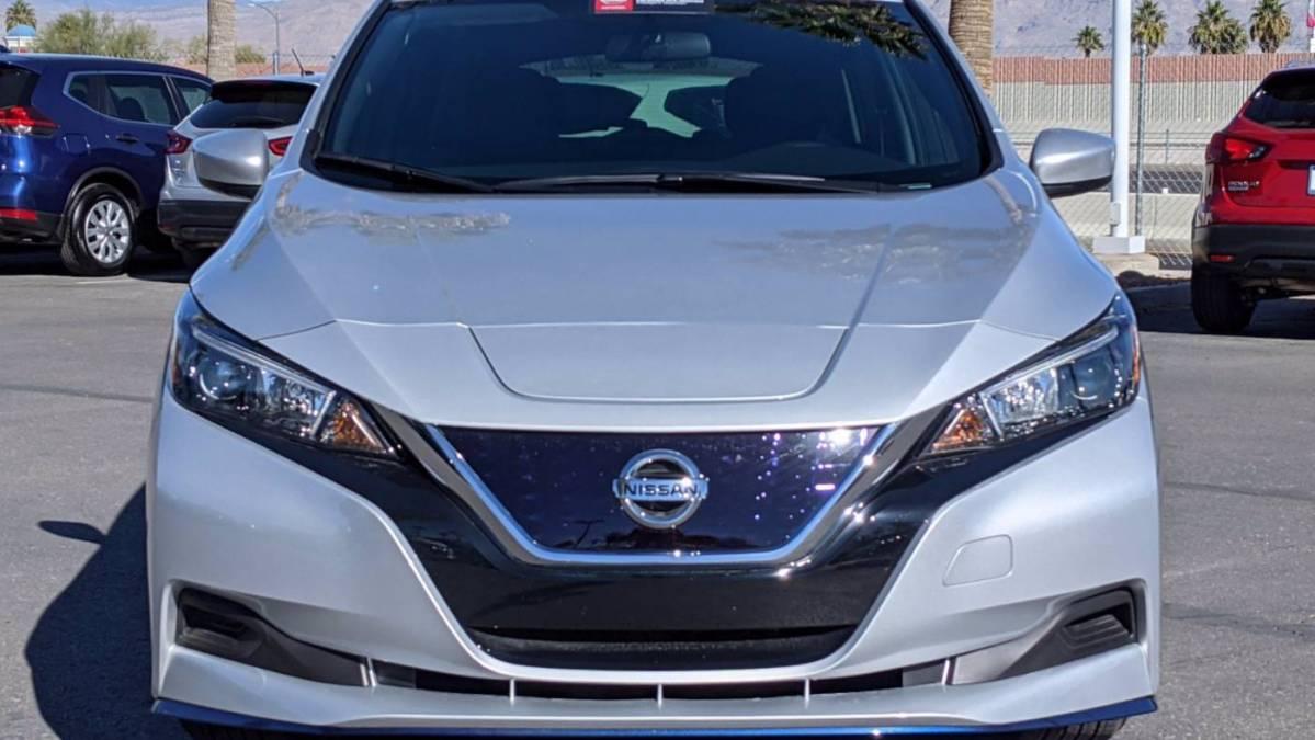 2019 Nissan LEAF 1N4BZ1CPXKC319572