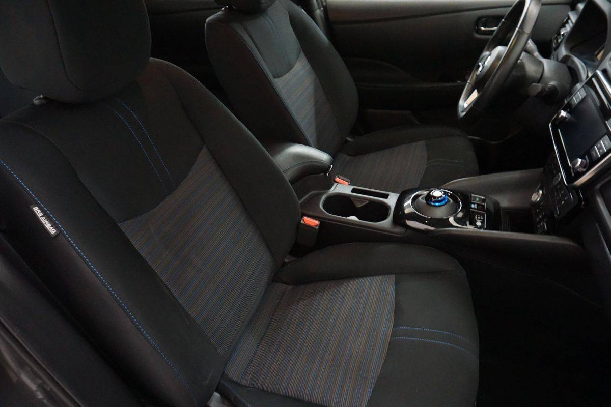 2019 Nissan LEAF 1N4AZ1CP0KC312352