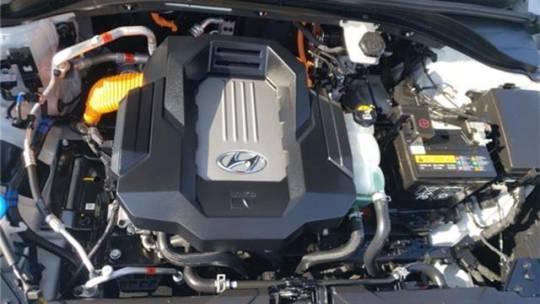 2019 Hyundai IONIQ KMHC75LH6KU035981