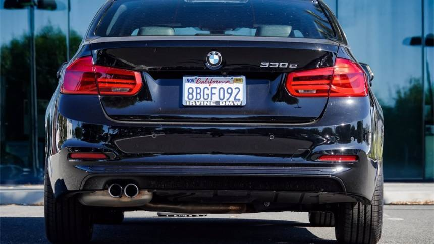 2018 BMW 3 Series WBA8E1C57JA171404
