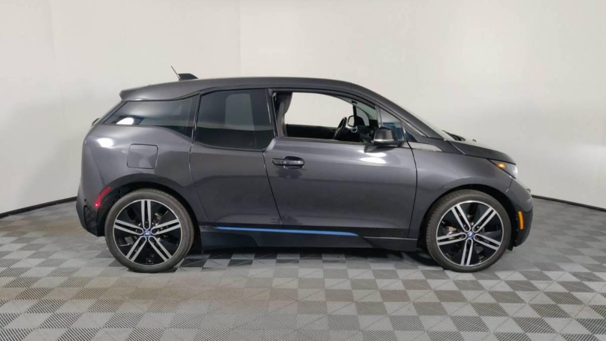 2015 BMW i3 WBY1Z2C58FV556001