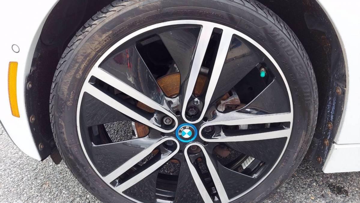 2014 BMW i3 WBY1Z4C54EV274366