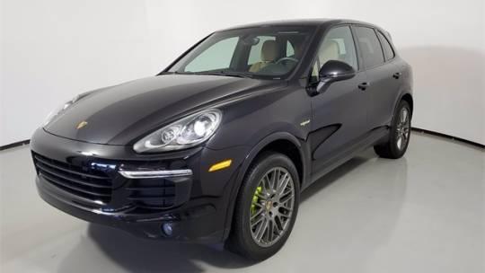 2018 Porsche Cayenne WP1AE2A21JLA70431