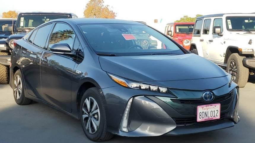 2018 Toyota Prius Prime JTDKARFP4J3075458