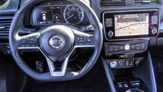 2019 Nissan LEAF 1N4BZ1CP7KC309727