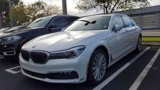 2018 BMW 7 Series WBA7J2C55JG938158