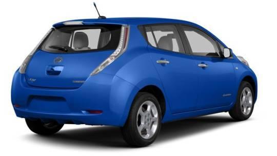 2013 Nissan LEAF 1N4AZ0CP4DC417828
