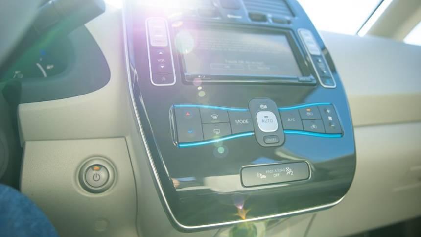 2012 Nissan LEAF JN1AZ0CP1CT020718