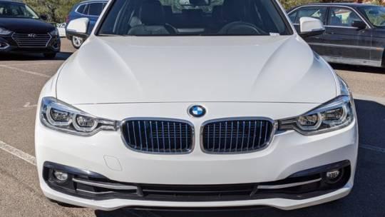 2018 BMW 3 Series WBA8E1C50JA159448