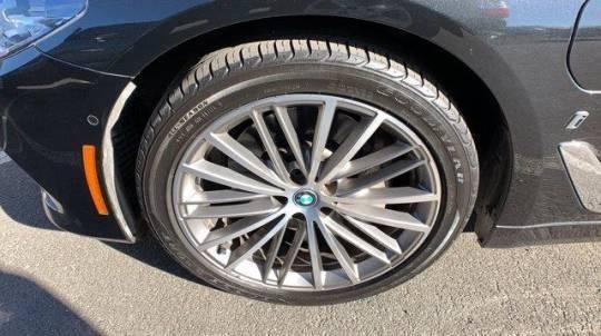 2018 BMW 5 Series WBAJB1C52JG624111