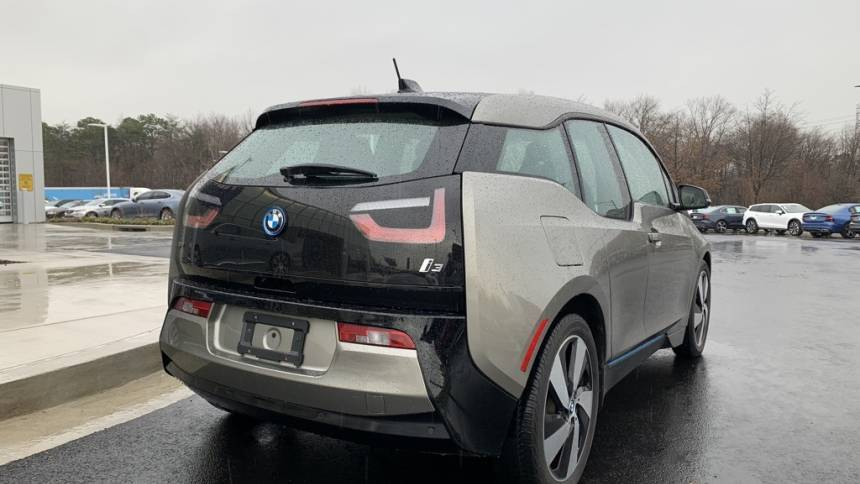 2017 BMW i3 WBY1Z8C36HV892511