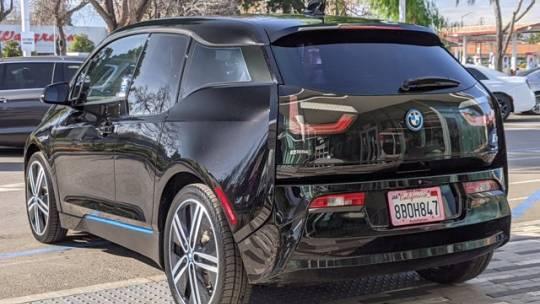 2017 BMW i3 WBY1Z8C31HV895347