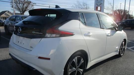 2019 Nissan LEAF 1N4AZ1CP6KC305812