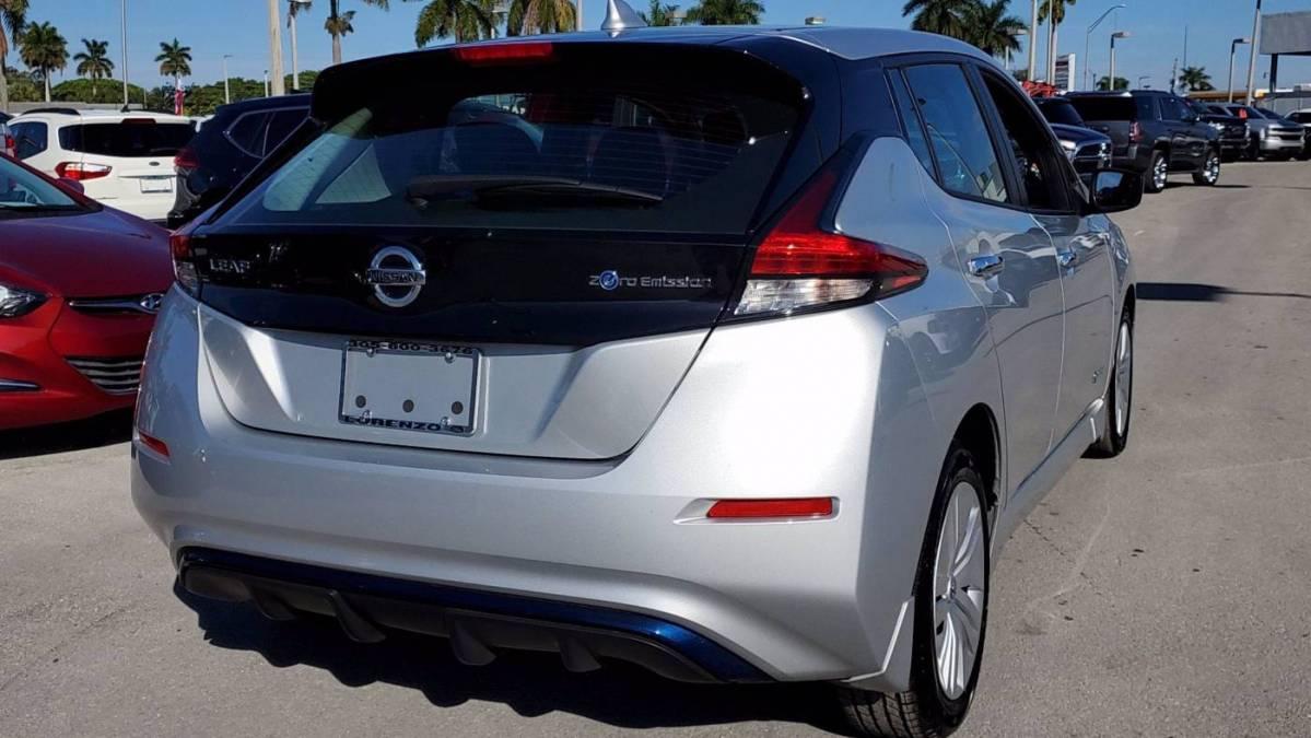 2019 Nissan LEAF 1N4AZ1CP0KC303005