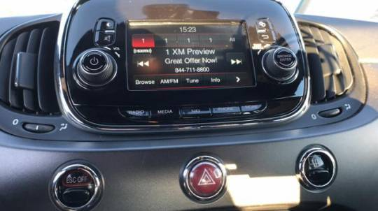 2017 Fiat 500e 3C3CFFGE3HT682326