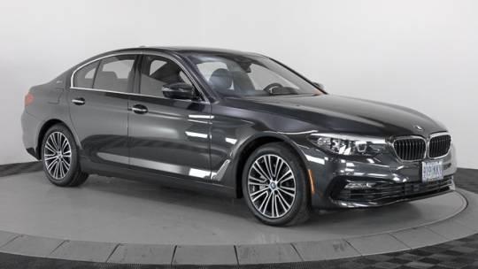 2018 BMW 5 Series WBAJB1C52JB083820
