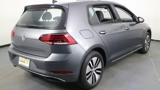 2019 Volkswagen e-Golf WVWKR7AUXKW910537