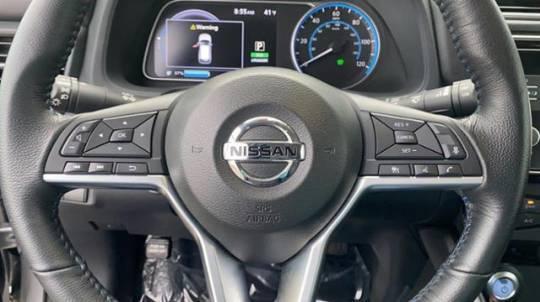 2019 Nissan LEAF 1N4AZ1CP9KC320367