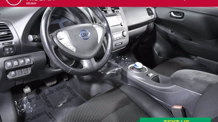 2013 Nissan LEAF 1N4AZ0CPXDC400614