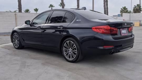 2018 BMW 5 Series WBAJA9C54JB249160