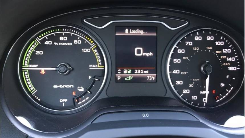 2017 Audi A3 Sportback e-tron WAUUPBFF3HA103422