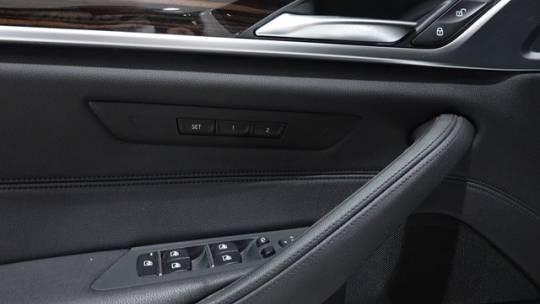 2018 BMW 5 Series WBAJA9C50JB034276