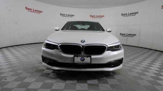 2018 BMW 5 Series WBAJB1C59JB374329