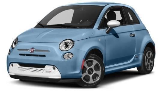 2017 Fiat 500e 3C3CFFGE5HT600502