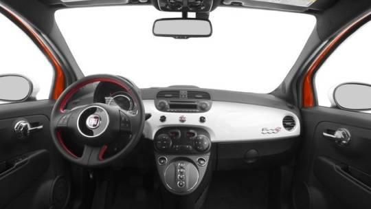 2017 Fiat 500e 3C3CFFGE0HT625193