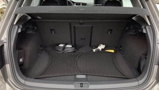 2015 Volkswagen e-Golf WVWPP7AU1FW909343