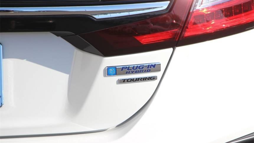 2019 Honda Clarity JHMZC5F3XKC005137