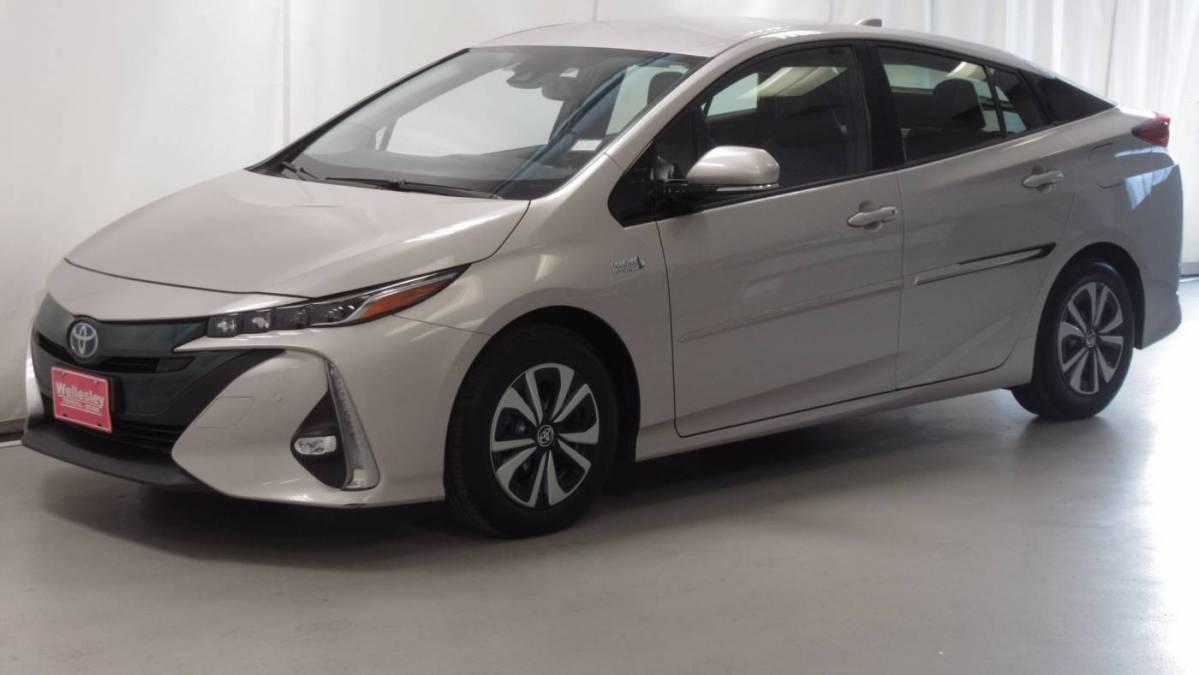 2017 Toyota Prius Prime JTDKARFP3H3013706