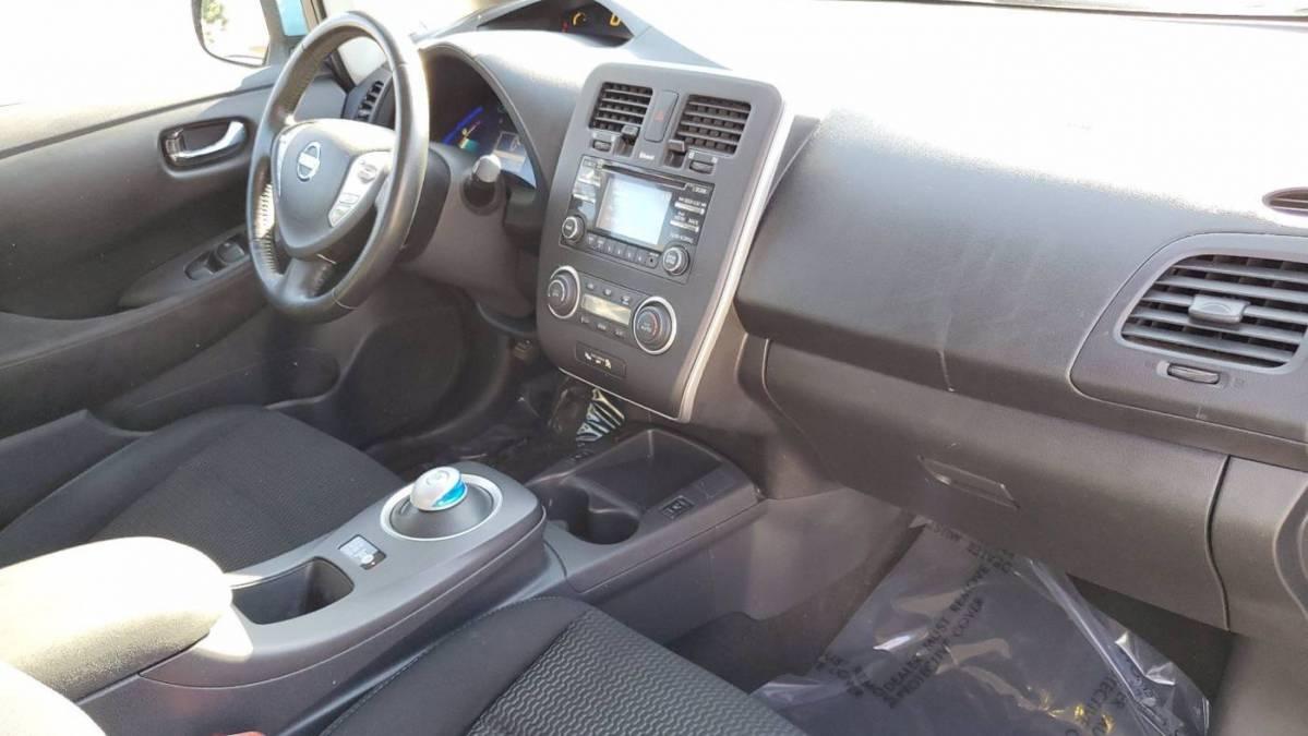 2015 Nissan LEAF 1N4AZ0CP4FC328490
