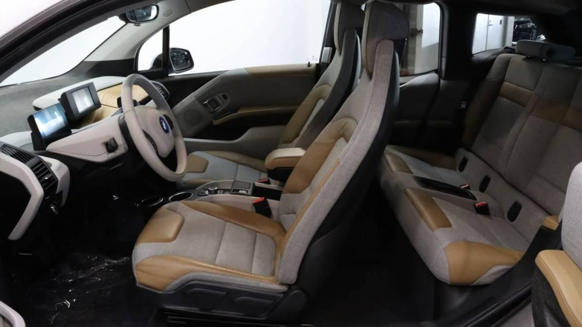 2014 BMW i3 WBY1Z2C54EV285338