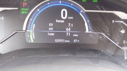 2018 Honda Clarity JHMZC5F19JC022959