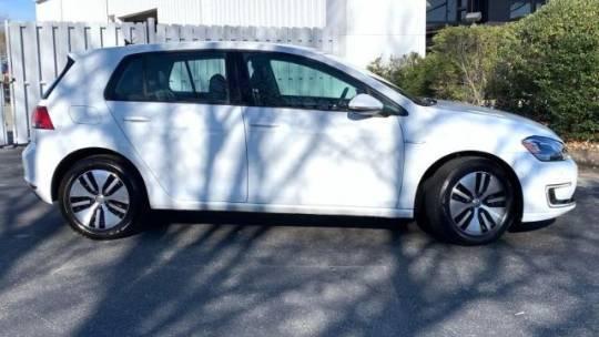 2016 Volkswagen e-Golf WVWPP7AUXGW915272