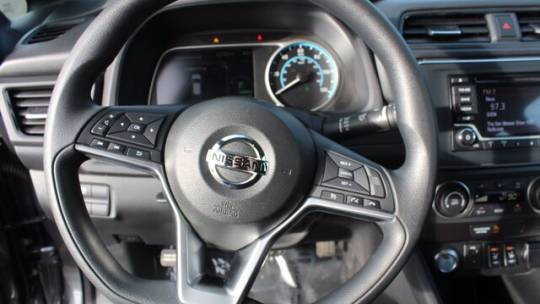 2019 Nissan LEAF 1N4AZ1CPXKC311791