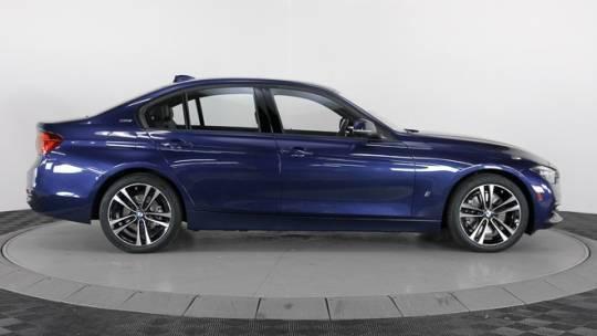 2018 BMW 3 Series WBA8E1C52JA167633