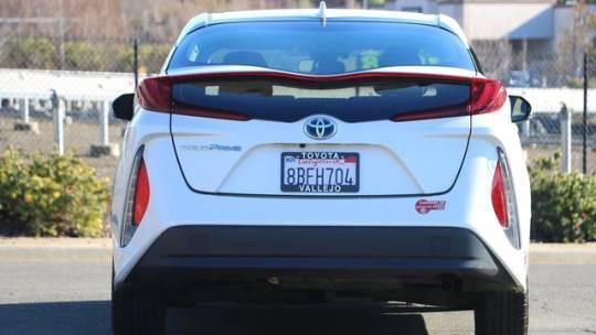 2017 Toyota Prius Prime JTDKARFP0H3052687