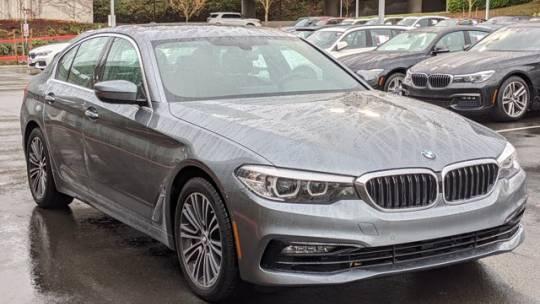 2018 BMW 5 Series WBAJB1C59JG624090