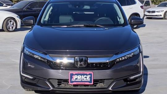2018 Honda Clarity JHMZC5F14JC005311