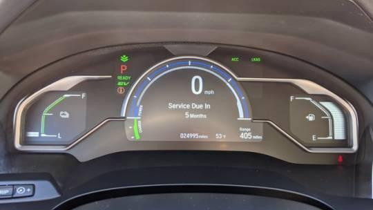 2018 Honda Clarity JHMZC5F17JC006209