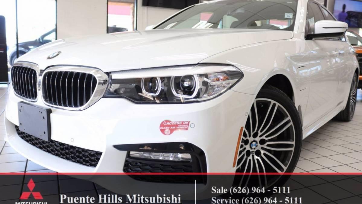 2018 BMW 5 Series WBAJA9C57JB034324