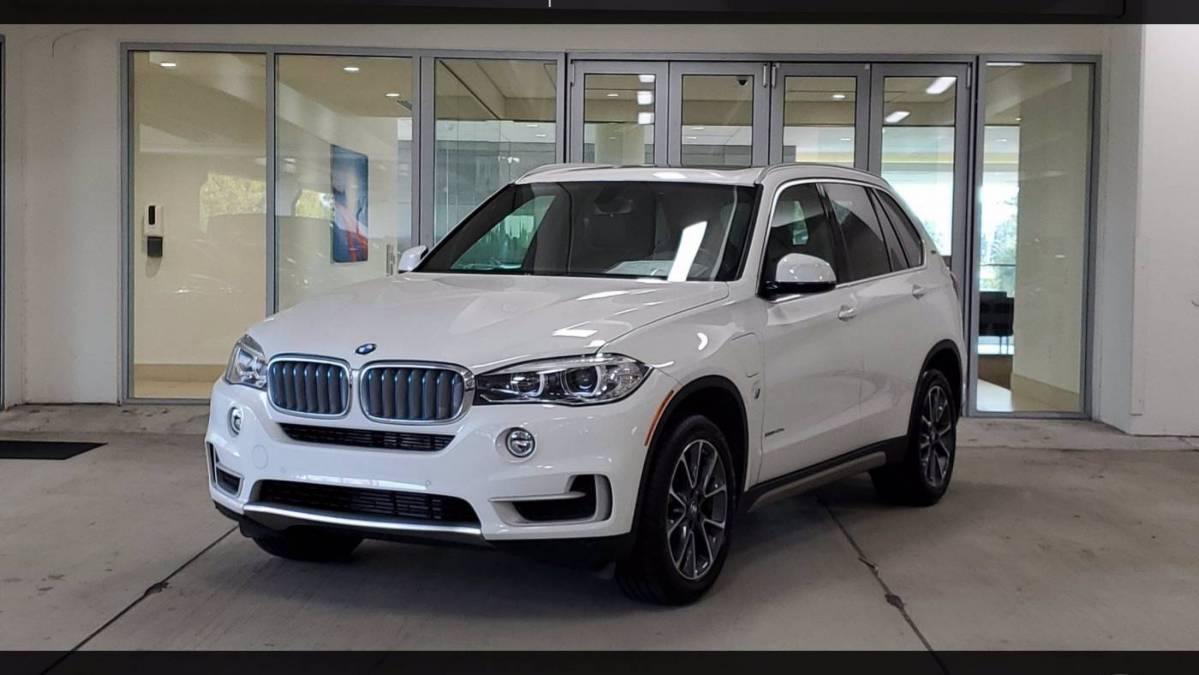2018 BMW X5 xDrive40e 5UXKT0C55J0V98383